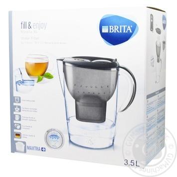 Фільтр Brita для води Marella XL 3.5л - купити, ціни на МегаМаркет - фото 1