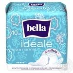 Прокладки гигиенические Bella Ideale Ultra Night Staysofti 10шт.