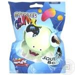 Игрушка Monster Gum Squeeze Ball в ассортименте