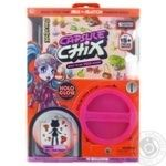 Moose Capsule Chix Holo Glow Surprise Toy Set with Doll