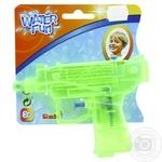 Игрушка Simba Water Fun Всплеск пистолет водный в ассортименте