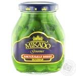 Вишня Mikado зелена для коктейлю 314мл