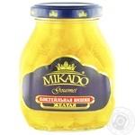 Fruit cherry Mikado yellow canned 255g glass jar
