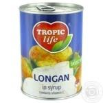 Tropic Life Longan in Syrup 580ml