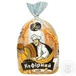 Khlib Zhytomyra Kefir Bread Half Sliced 350g