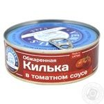 Кілька Ventspils в томатному соусі 240г