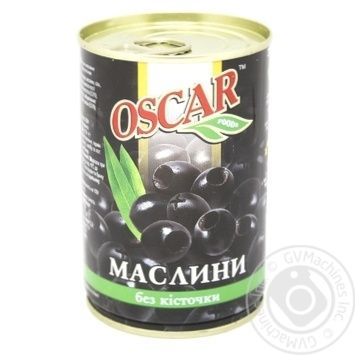 Маслины Oscar без косточки 300г - купить, цены на Ашан - фото 2
