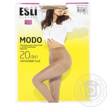 Колготки женские Esli E Modo 20 ден р.2 melone - купить, цены на СитиМаркет - фото 1