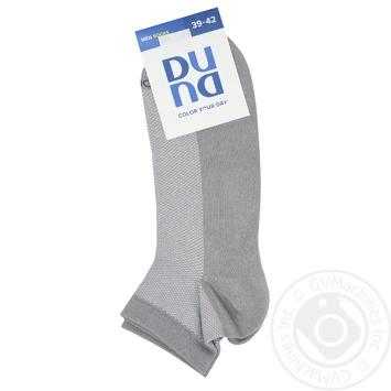 Шкарпетки чоловічі Дюна сірі розмір 25-27 - купити, ціни на CітіМаркет - фото 1