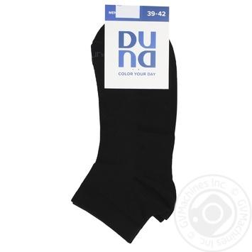 Шкарпетки чоловічі Дюна чорні розмір 25-27 - купити, ціни на CітіМаркет - фото 1