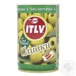 ITLV Olive green witout bone 314ml