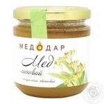 Мед Медодар липовый натуральный цветочный 250г