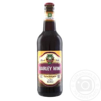Пиво Микулинецьке Barley Wine 4.2% 0,5л - buy, prices for MegaMarket - photo 1