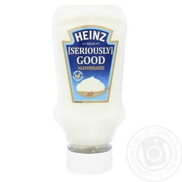 Heinz mayonnaise 70% 215g - buy, prices for Novus - image 1