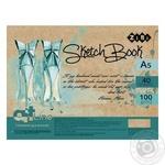 ZiBi Art Line Sketchbook A5 40 sheets beige