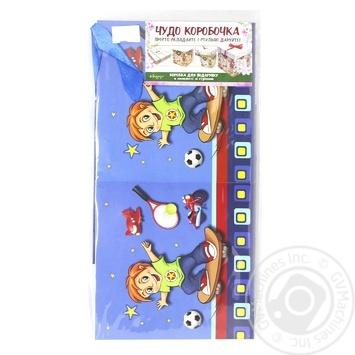 Коробка для подарков Happycom 15х15х15см в ассортименте - купить, цены на Таврия В - фото 2