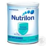 Смесь молочная Нутриция Нутрилон Антирефлюкс сухая уменьшает срыгивание для детей с рождения железная банка 400г Нидерланды