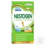Neastle Nestogen 1 For Babies From Birth  With Prebiotics Dry Milk Mixture 350g