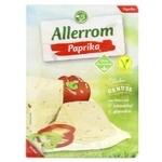 Сыр Allerrom с паприкой нарезка 50% 110г