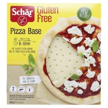 Основа для пиццы Schar Pizza Base Gluten Free 300г