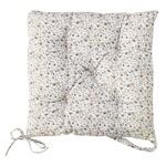 Подушка на стілець Прованс Ретро квіткова 40х40см