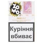 Табак Zomo Pass Mnt 50г