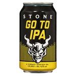 Пиво Stone Go To IPA 4,7% 0,355л