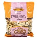 Печиво Київхліб Крендельки з корицею 260г - купити, ціни на Фуршет - фото 3