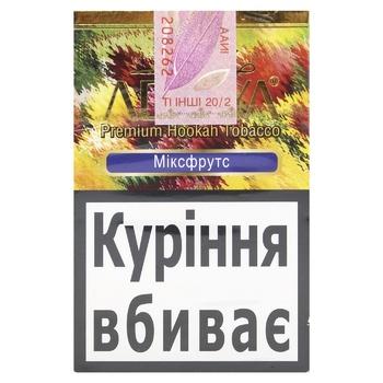 Табак Adalya Mixfruits 50г - купить, цены на МегаМаркет - фото 1