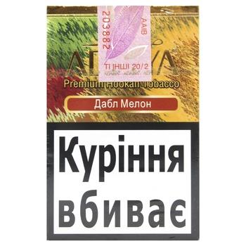 Табак Adalya Double Melon 50г - купить, цены на МегаМаркет - фото 1