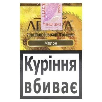 Табак Adalya Melon 50г - купить, цены на МегаМаркет - фото 1