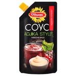 Olkom Adjika Style Mayonnaise Sauce 50% 180g