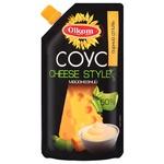 Соус майонезный Olkom Cheese Style 50% 180г