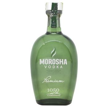 Горілка Morosha Premium 40% 0,75л