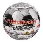 Simba Toys Collectible Figure Football Star in Ball assortment