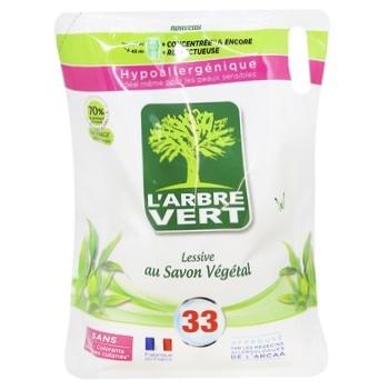 Средство для стирки L'Arbre Vert Растительное мыло 1,5л - купить, цены на СитиМаркет - фото 1