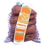 Морква фасовка