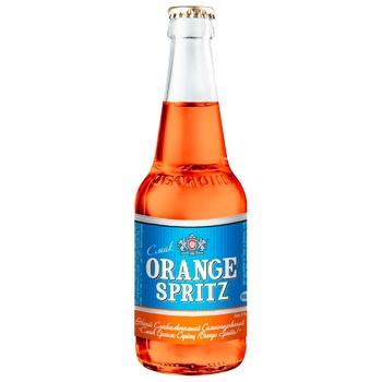 Напій слабоалкогольний Оболонь Orange Spritz 8% 0.33л - купити, ціни на CітіМаркет - фото 1