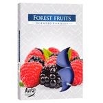 Свічка Bispol лісові ягоди 6шт