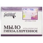 Мыло Golden Pharm гипоаллергенное 70г