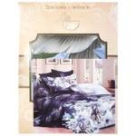 Комплект постельного белья Lotti 1,5-спальный микрофибра