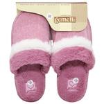 Обувь домашняя Gemelli Симба женская