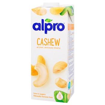 Напиток Alpro из орехов кешью 1л - купить, цены на Космос - фото 1