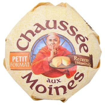 Сир Chaussee aux Moines напівтвердий 50% 230г