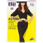 Esli Astori Tights 120den s.2 Nero