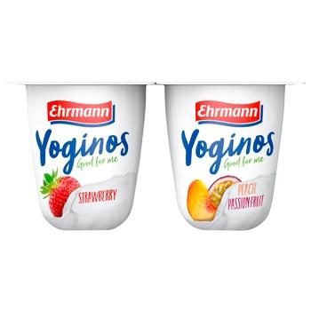 Йогурт Ehrmann Клубника 0,1% 100г - купить, цены на Восторг - фото 2