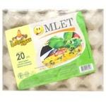 Яйца Від доброї курки Омлет С1 20шт