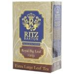 Ritz Barton Royal Large Leaf Black Tea 80г