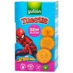 Gullon Spiderman Gluten Free Cookies 400g