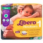 Diaper Libero 1 2-5kg 24pcs